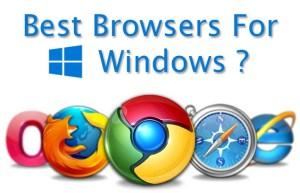 Best web browsers for windows 8/10 geeks gyaan.